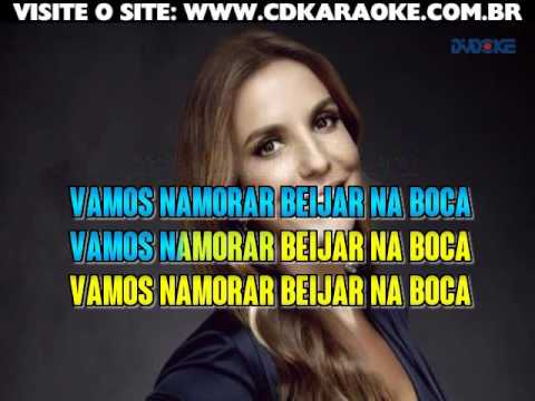Ivete Sangalo   Na Base Do Beijo