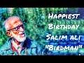 Salim Ali Moizuddin Abdul Indian Birdman B Day Special 2 0 Pullinangal Whatsapp Status mp3