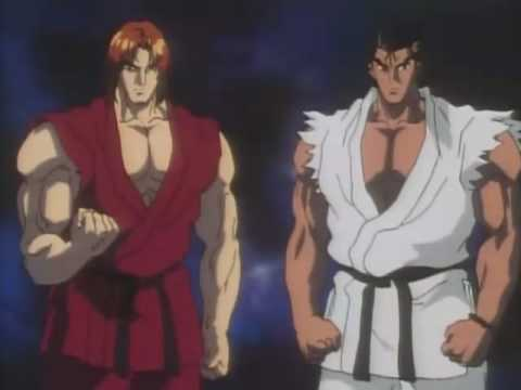Street Fighter 2 - A batalha Final - Dublado em português - Parte 1