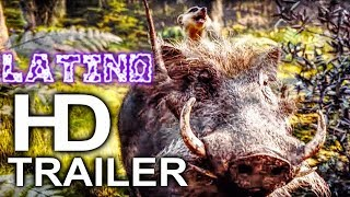 El Rey León (2019) 🐾 Trailer Final Audio  Latino Oficial - Disney