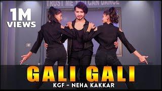 Kgf Gali Gali Dance Audio Neha Kakkar Mouni Roy Vicky Patel Choreography