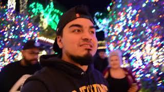 Mission Inn Festival Of Lights! (Riverside, CA) 2017