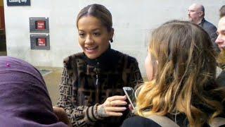 Download Lagu Rita Ora in London 12 01 2018 (2) Gratis STAFABAND
