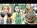 Satisfying Eating Fast Food...Fruits, Cake, Chocolate. Chinese Eating Show Compilation