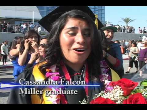 Fontana A.B. Miller High School graduation 2012