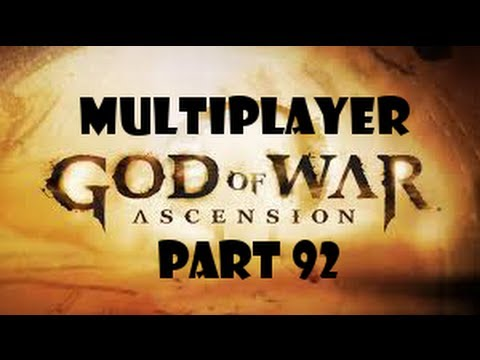 God Of War Ascension Multiplayer Part 92 ~ TDM ~ Using Blade Of Thanatos