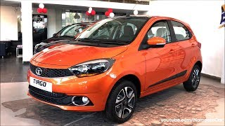 Tata Tiago XZ Plus Revotron 2018 | Real-life review