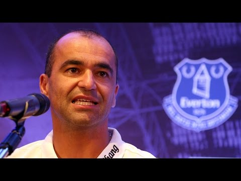 Martinez's Pre-Wembley Press Conference