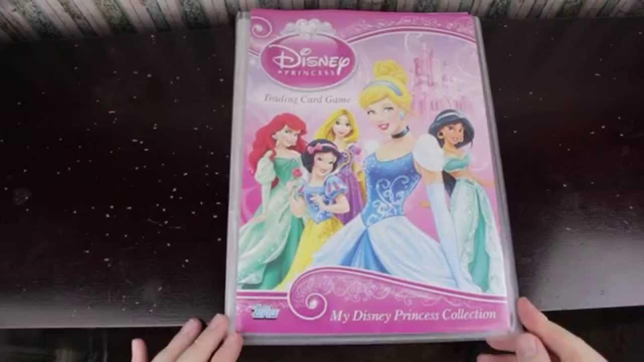 Disney Princess Trading Card