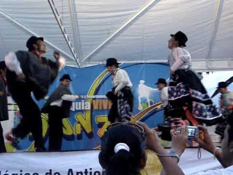CARRANGA Grupo de Danzas La Mano Minera