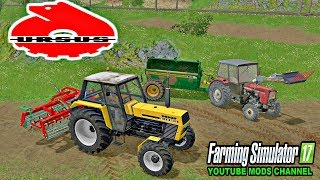 FS | 17 | Mods URSUS Tractor And Field Preparation Implements