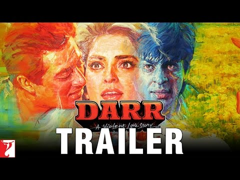 Darr - Trailer video