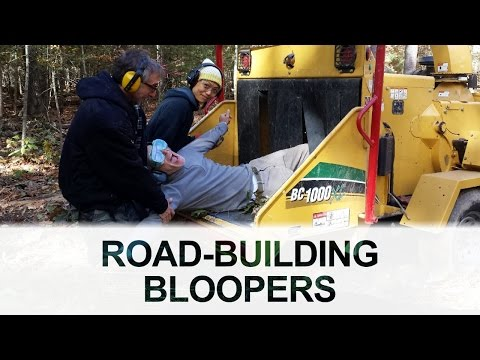 Road-Building Bloopers
