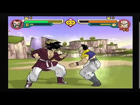 Budokai 2 - Gokule (Me) vs Tiencha (Tim)
