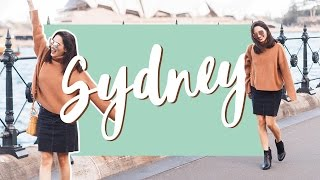 Sydney in 5 Days - VLOG | Nicole Andersson