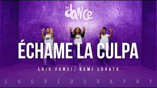 Download Lagu Échame La Culpa - Luis Fonsi, Demi Lovato | FitDance Life (Coreografía) Dance Video Gratis STAFABAND