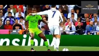 incredible cristiano ronaldo skills|| sports corner