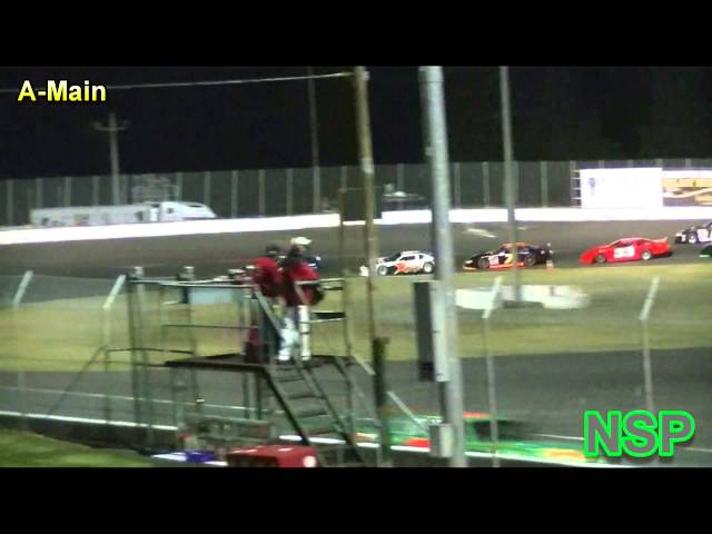 5-4-2013 Super Late Models 100 South Sound Speedway