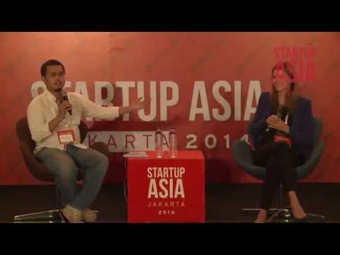 STARTUP ASIA JAKARTA 2014    ON HOW PATH BECAME POPULAR IN INDONESIA