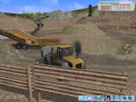Bagger Simulator 2011 - Gravera
