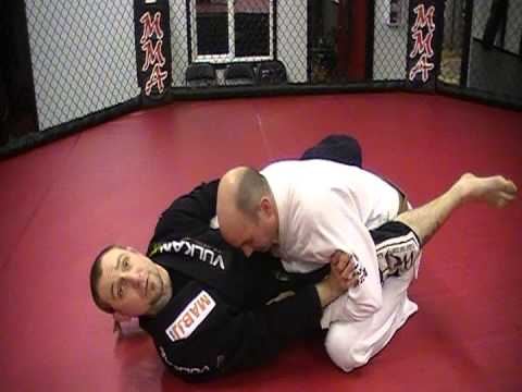 Technique Video #2   Overhook Triangle from Closed Guard Image 1