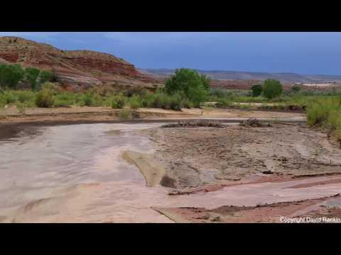 Paria River Flash Flood 8/3/16