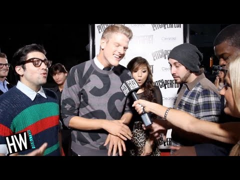 Pentatonix Talks Tour At Pitch Perfect Premiere!!!