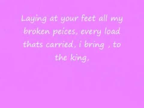 Lyrics to At your Feet, By Coko