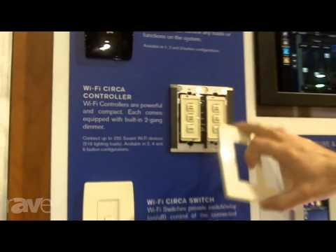 CEDIA 2013: Savant Systems Explains SmartLighting WiFi Lighting System
