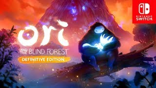 🔴[LIVE] Ori and the Blind Forest: Definitive Edition - Launch Day PREMIERE [Nintendo Switch]