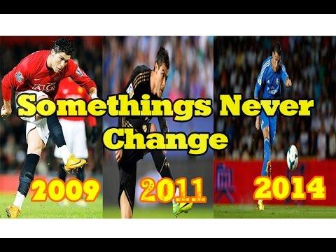 Cristiano Ronaldo ● Somethings Never Change ● Part 1