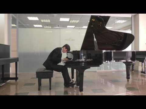 Бах Иоганн Себастьян - BWV 915 - Токката (соль минор)