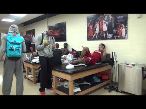 A Day in the Life of Peyton Siva