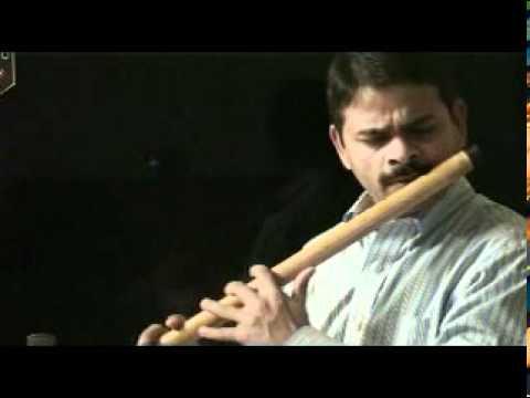 Saagar Kinare - Flute Insrumental.mpg