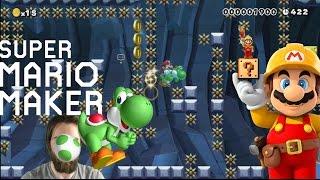 INSANE Yoshi Level! - Contest Winner Levels [#4] | Super Mario Maker