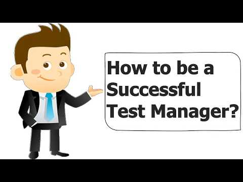 Software Test Management - Tips to be an Expert Test Manager