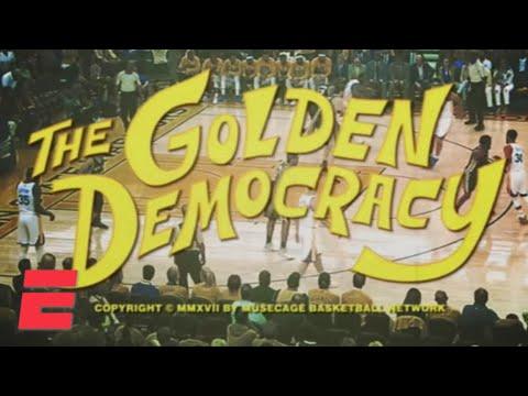 Kobe Bryant Presents 'The Golden Democracy'   Canvas   ESPN