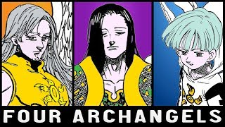 The Four Archangels Explained | The Seven Deadly Sins
