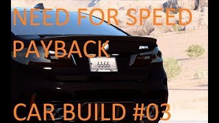 Need for Speed Payback - BMW M5 F90 BUILD