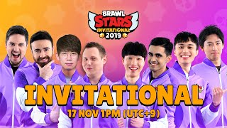 Brawl Stars Invitational 2019