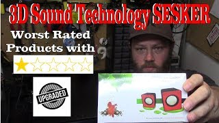 1 star Consumer Electronics upgraded  - Portable USB 2.0 Multimedia Mini Speaker