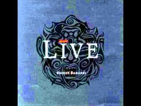 Live - Unsheathed
