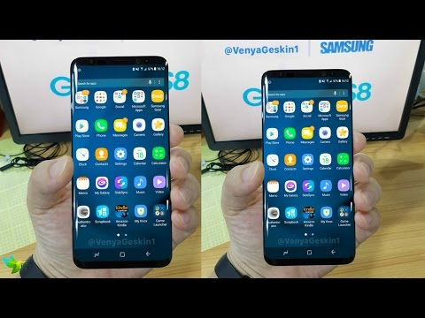 SAMSUNG GALAXY S8 (PLUS)  Final Official Features & Design !!!!