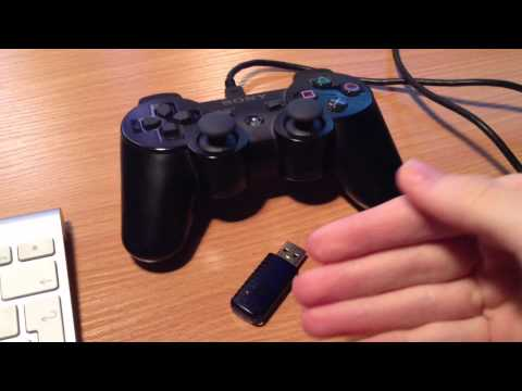 How to Play PC Games with a PS3 Controller