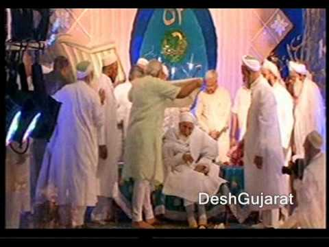 Narendra Modi greets Syedna Mohammad Burhanuddin on 101st birthday