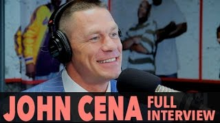 "John Cena on WWE Wrestling Injury, FOX Show ""American Grit"", And More! (Full Interview) 