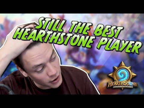 Still The Greatest Hearthstone Player | [Stream Highlights]