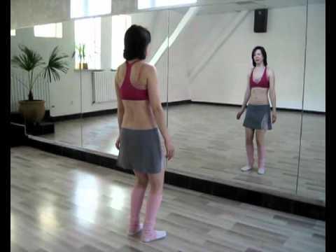Восточные танцы - Урок 17 -