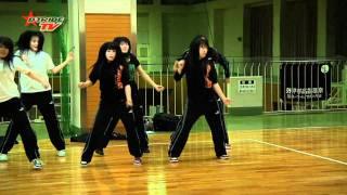 京都橘高校(たちばな)・ストリートダンス部 / (62-2)