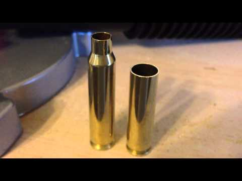 Quick and easy - 223 to 300 AAC Blackout Brass Cutting